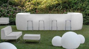 Igloo, Modular counter for outdoor use