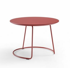 Botero Mignon, Service table with round top
