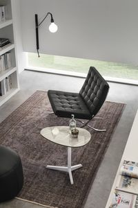 ELICA S TL512, Coffee table for living room or reception