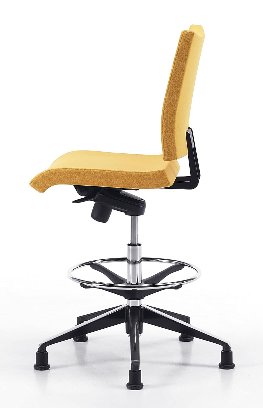 AVIAMID 3498, Professional office stool, with tilt mechanism
