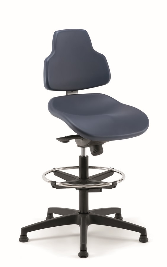 Joko 03, Stool with footrest ring