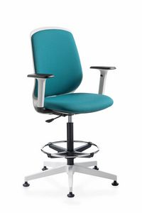 Key Smart stool, Padded stool, for office and reception
