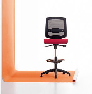 New Malice Stool 01, Ergonomic office stool