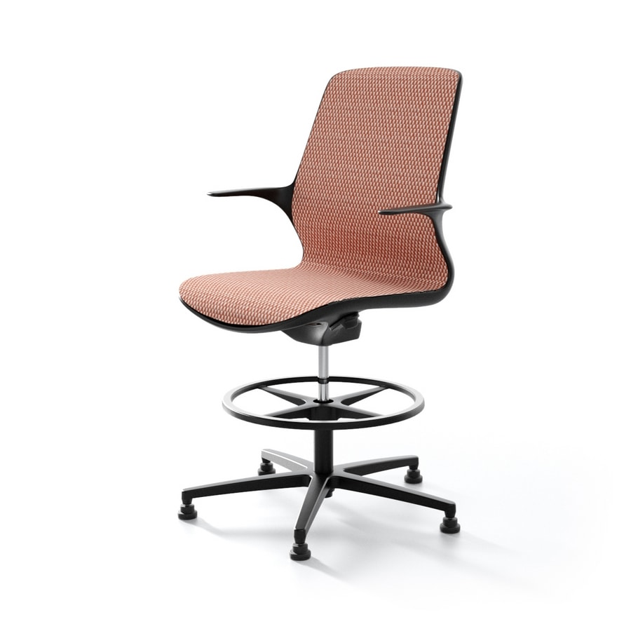 Palladio, Stool for office or coworking areas