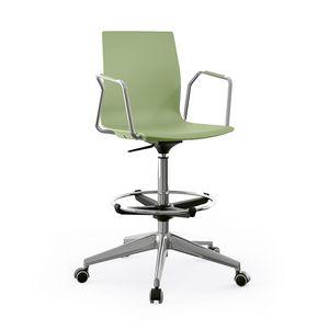 Q3, Swivel and adjustable stool