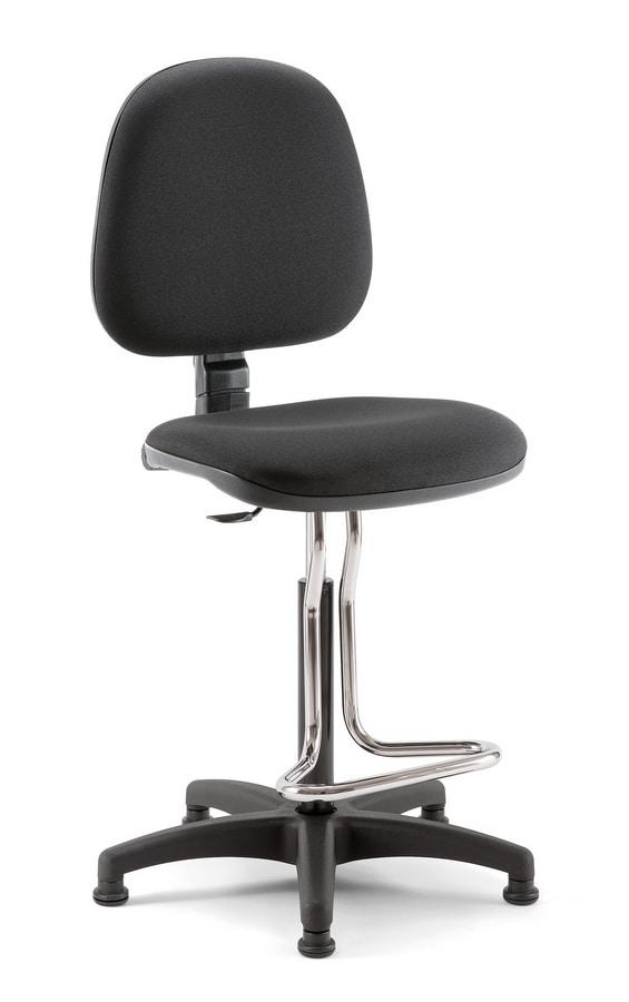 Viky Stool 02, Office stool