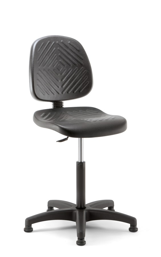 Working 02, Technical stool for work environments