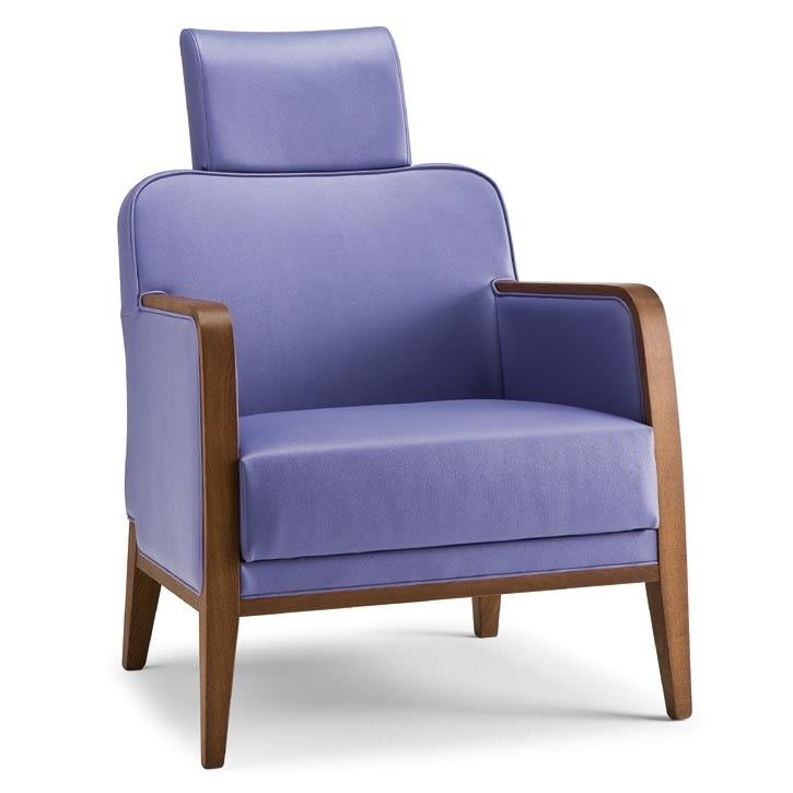 Opera V2242, Armchair for elderly, large dimensions