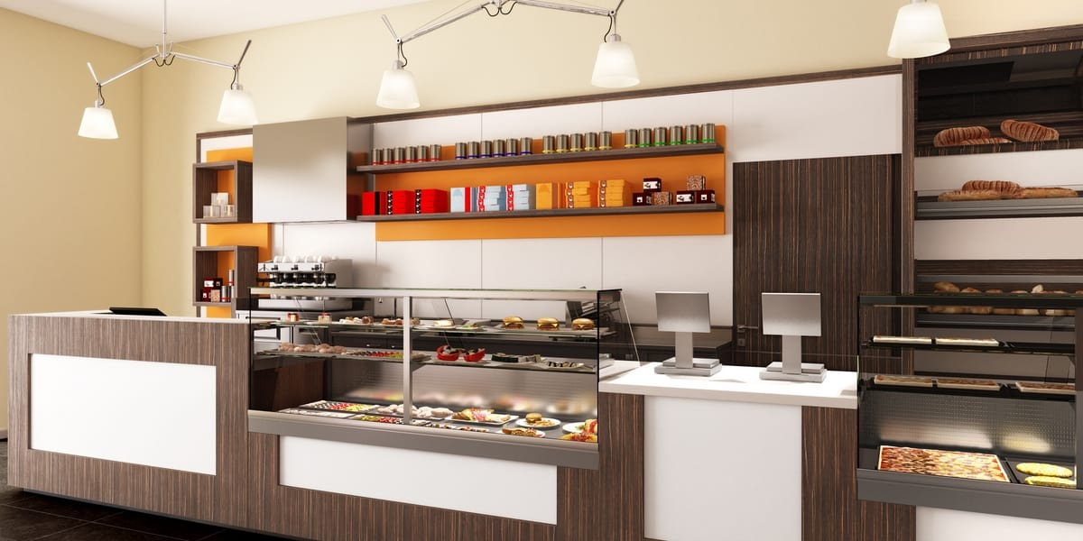 Counters With Refrigerated Or Heated Display Unit Idfdesign