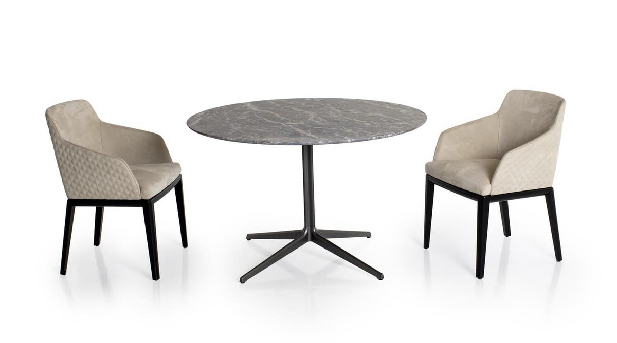 Bistrot, Dining tables suitable for public spaces