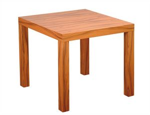 Silva 905, Sturdy square table for restaurant