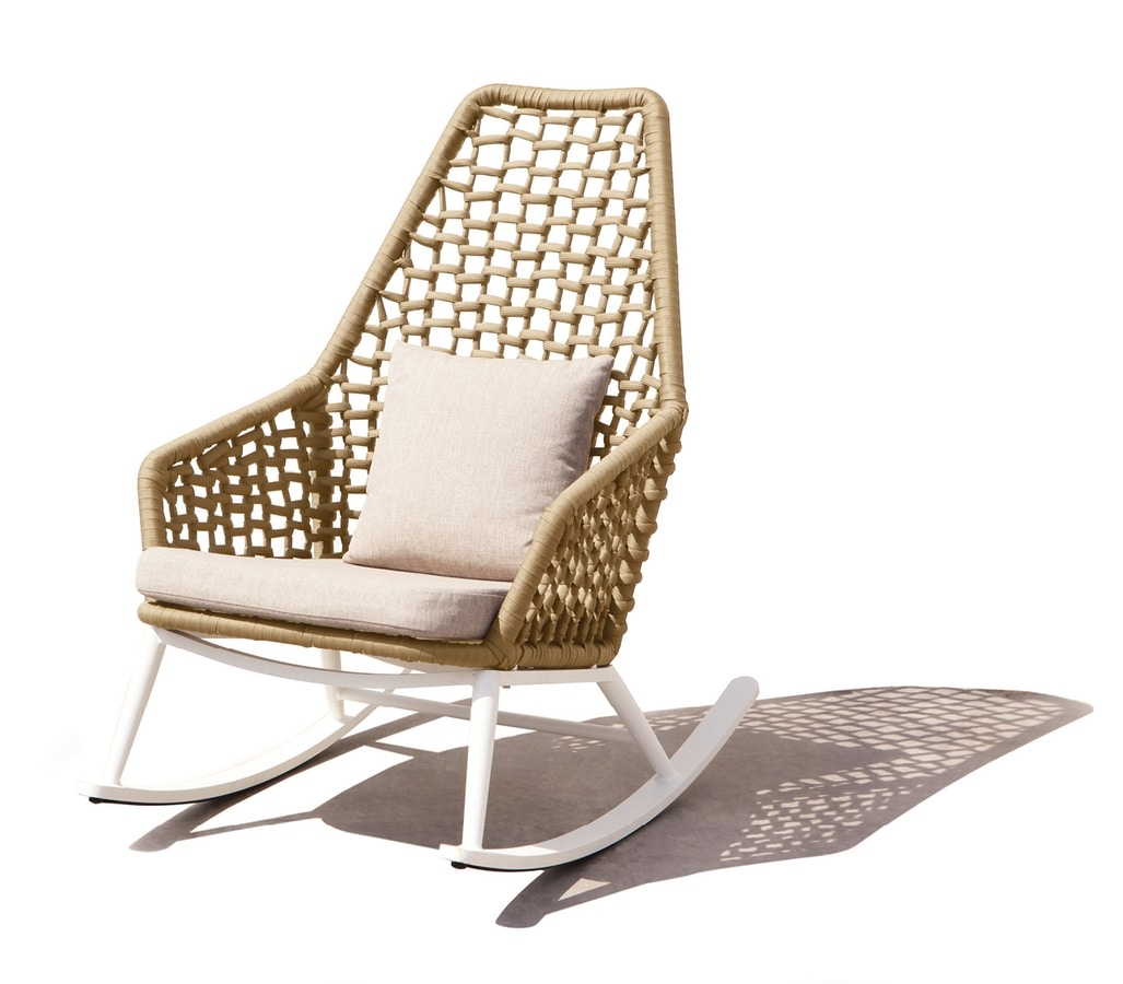 Dominica, Rocking chair for outdoor use