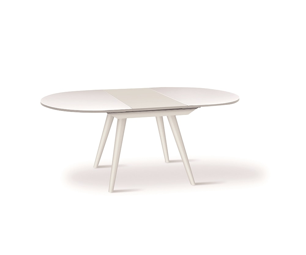 Aris, Table with sweet and rounded lines