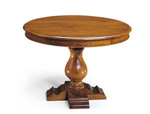 Art. 88, Round table with single base
