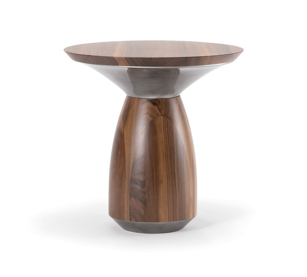 GARY COFFEE TABLE 091 T, Solid wood tables