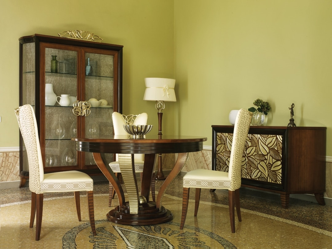 Grand Etoile Art. GE008, Round dining table