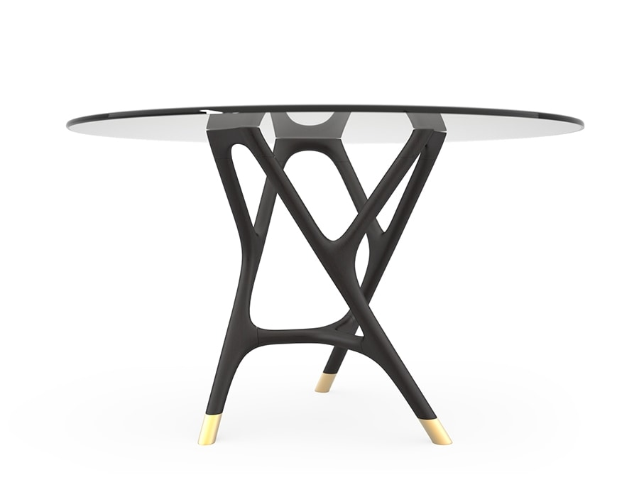 Joyce 5705/F, Table with artistic base