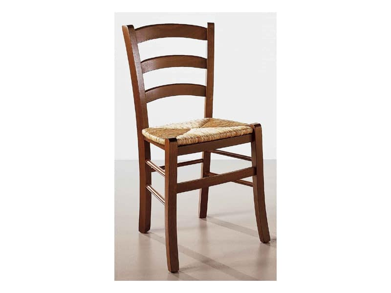 110, Solid wood chair, simple, for tavern and bar