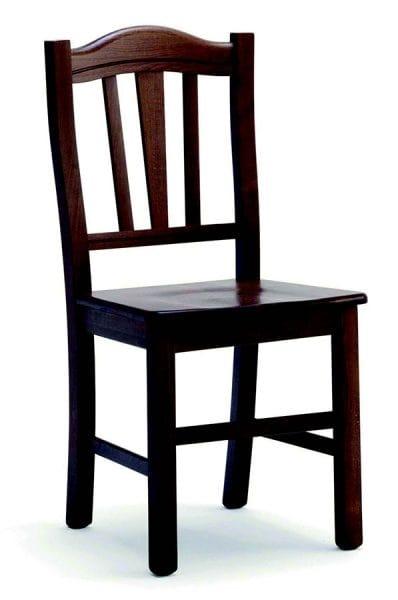 244 Silvana, Wooden chair