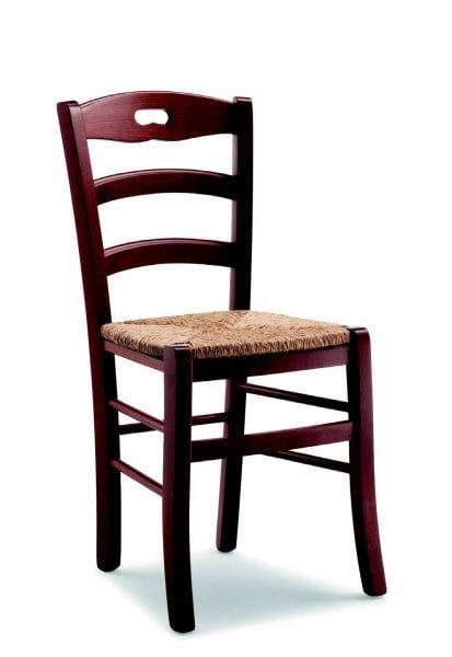 354 Daisy, Rustic chair for farmhouse restaurant