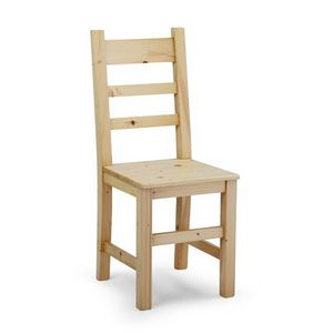 S/142 Heidi, Solid pine chair