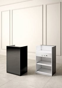 Glossy GL/5B, Shop cashier cabinet