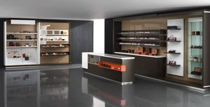 Revolution - furniture for tobacconist shops, Display furniture for tobacconists and stationers shops