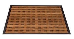 Pianolegno, Shower base in teak wood, in the form of strips