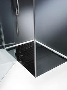 WAVES 120, Built-in shower tray