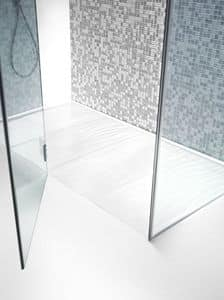 WAVES 150, Built-in shower tray