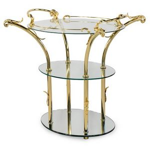 913, Side table with classic style decorations