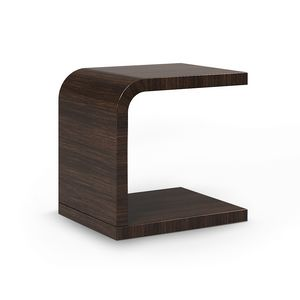 ART. 3365, Glossy Eucalyptus side table