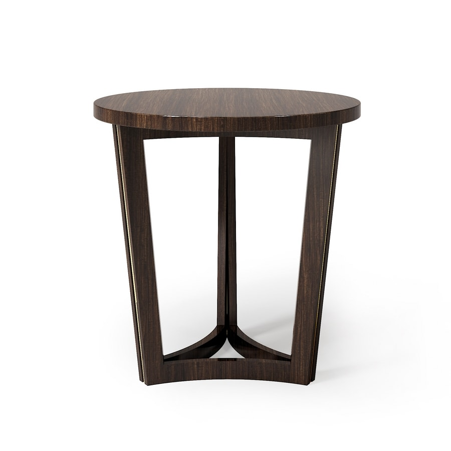 ART. 3368, Lamp-holder table, with round top