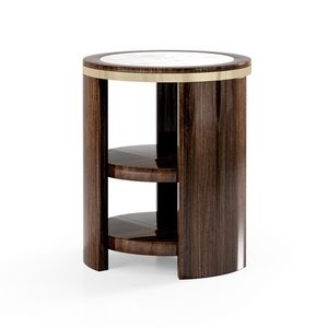 ART. 3455, Round side table for living room
