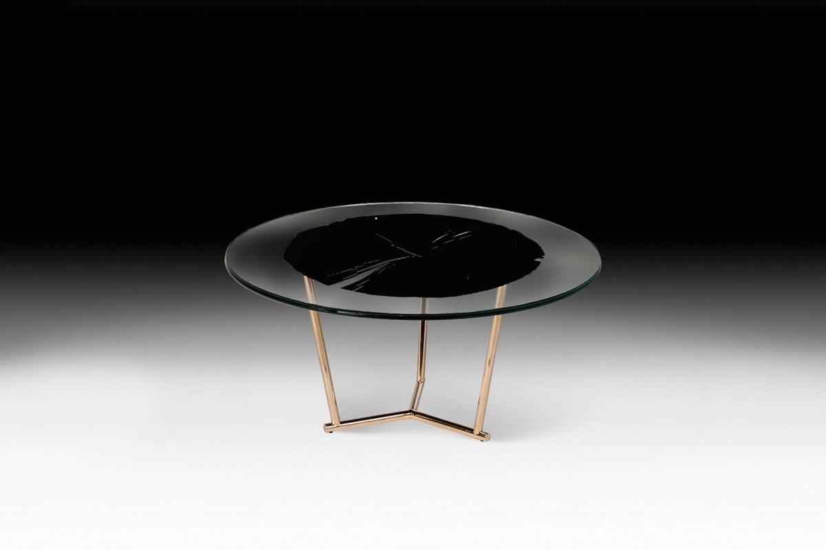 Corvara, Elegant and modern high coffee table