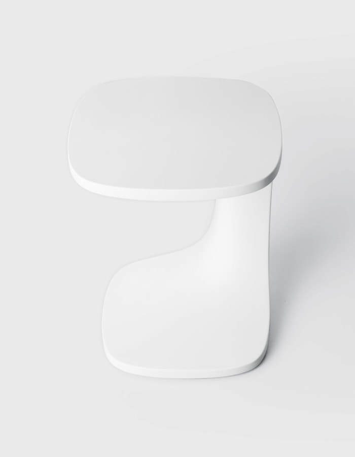 Font, Serving table for bedrooms
