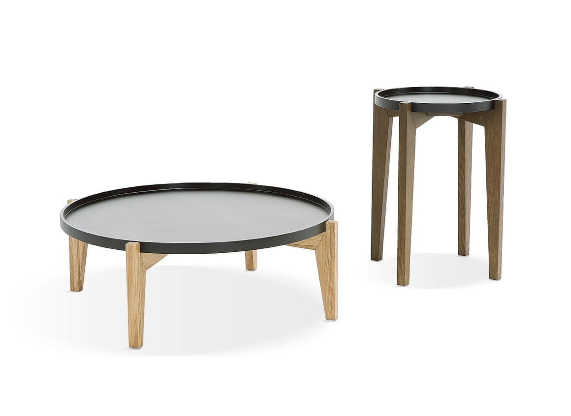 Globen, Round coffee table for living room