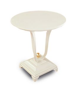Gold Art. 4624, Side table in wood