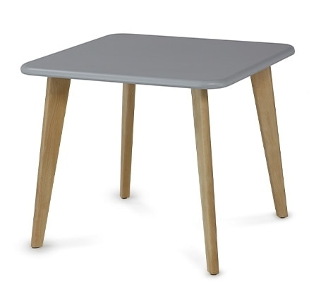 HIRO 1471, Square wooden coffee table