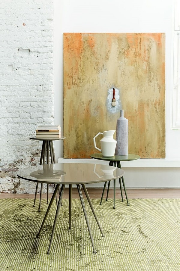 Jagger, 5-leg side tables