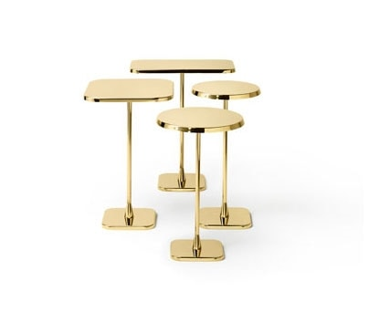Opera Coffee Tables, Coffee tables with simple and elegant lines