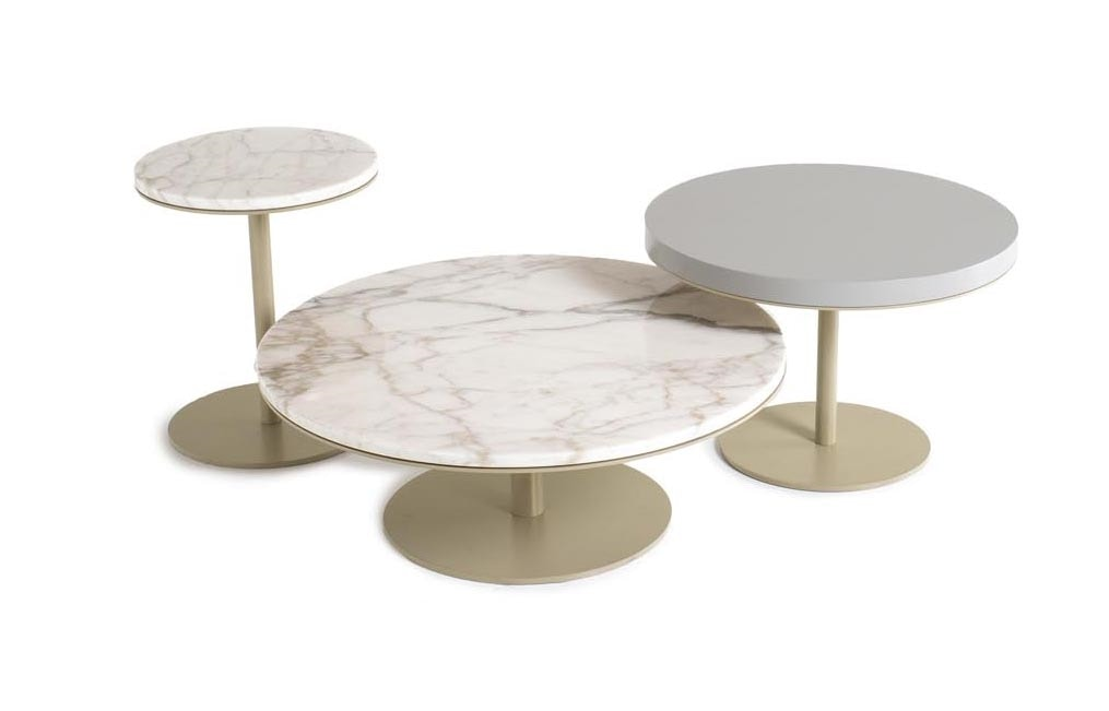 Round, Round small tables