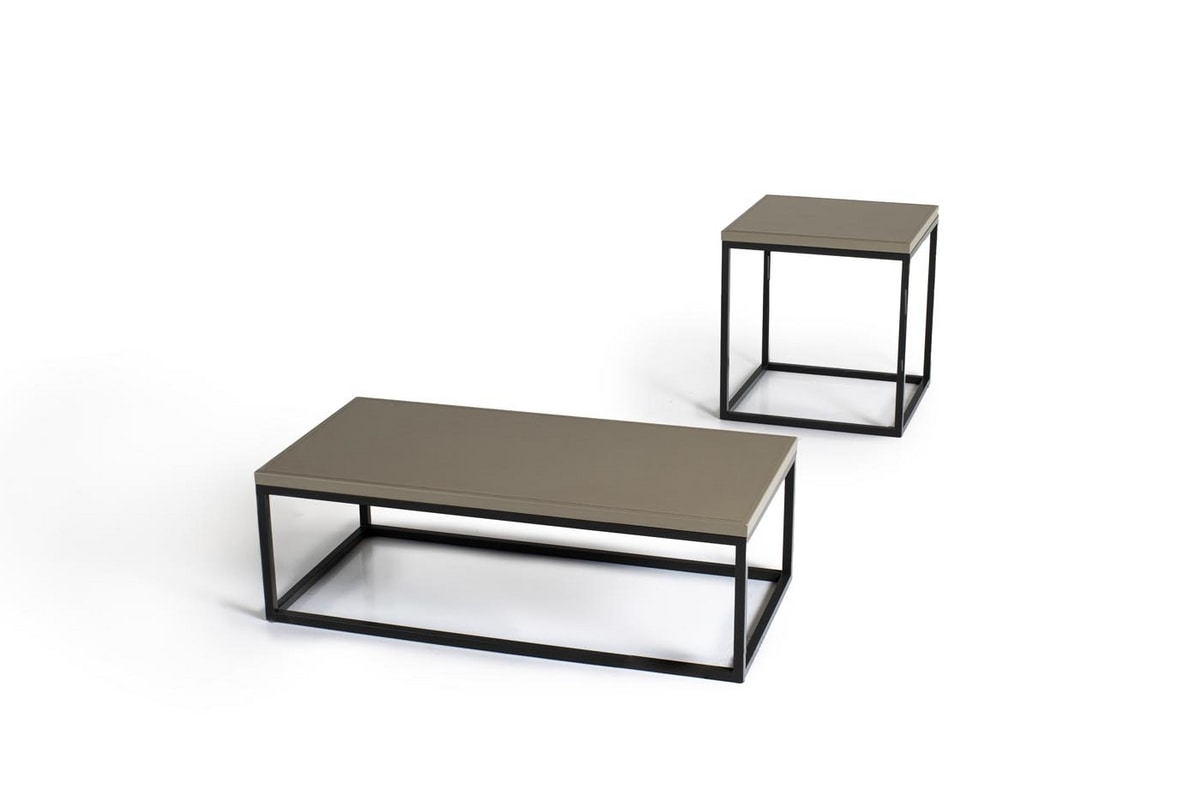 Square, Furnishing accessories for the living room