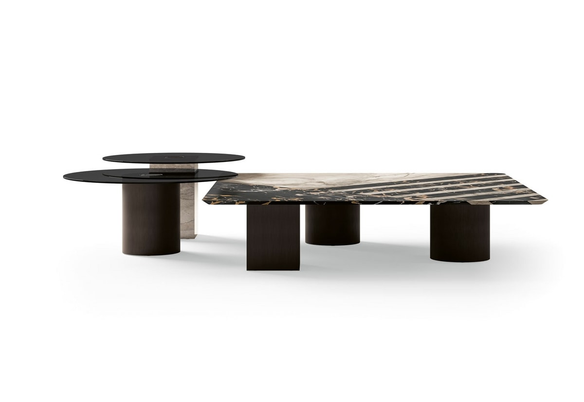 Starlight Art. ST742 ST743 ST744, Contemporary coffee tables
