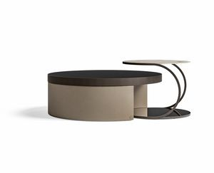 Starlight Art. ST748 B143/SE, Round coffee tables for living room