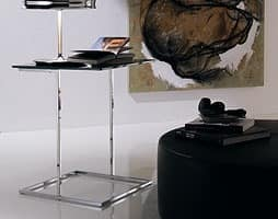 t107 stick, Coffee table for living rooms, contemporary style