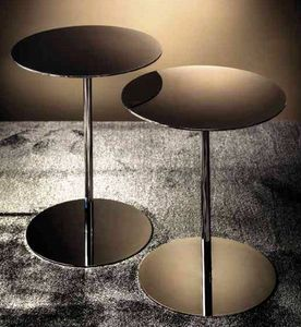 Time, Round table entirely made of steel