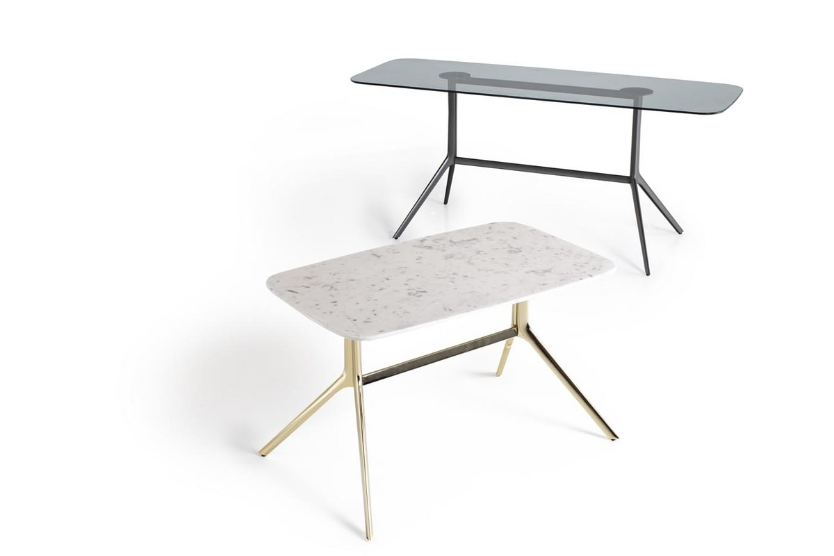 Triangle, Coffee tables with a unique and refined design