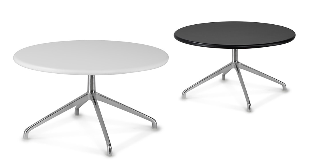 VITO 747, Coffee table with revolving top