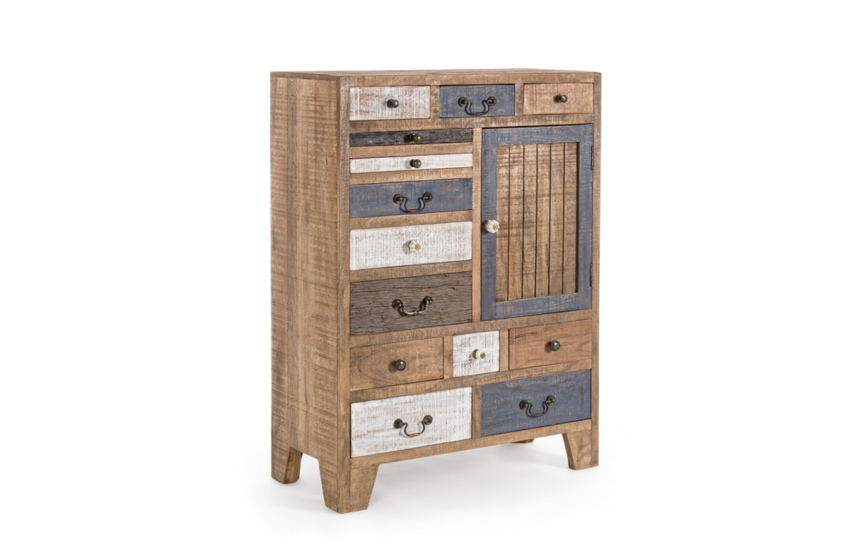 Cabinet 1A-13C Modez, Cabinet equipped with 13 drawers